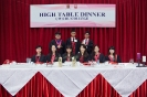 The 4th High Table Dinner
